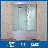 Cabine completa do chuveiro de Rússia da cor do perfil do cromo