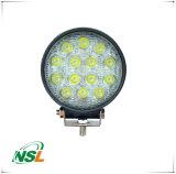 42W 고성능 LED 반점 트럭 SUV UTV ATV 4X4 차 부속품을%s 가벼운 모는 일 램프