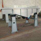 Rechteckige siebende Maschine für Sand/Chemikalie/Korn/Nahrung