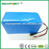 батарея блока батарей 18650 иона лития 24V 20ah