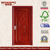 標準的なシェーカー様式MDFのベニヤのドア(GSP8-020)