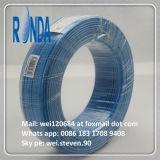 le PVC de 0.5SQMM 0.75SQMM 1SQMM a isolé le fil électrique plat de deux faisceaux