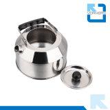 bouilloire non-électrique extérieure de l'eau de bouilloire de thé de vaisselle de cuisine de l'acier inoxydable 1L 201