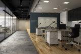 مكتب تصميم داخليّة زاويّة ينشّف زجاجيّة [إرس] لوح