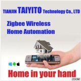 Automazione astuta senza fili di telecomando di APP della casa di Zigbee