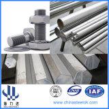 Do carbono de aço estirado a frio da alta qualidade do aço S20c do guia do eixo aço estrutural