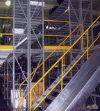 中二階床の棚
