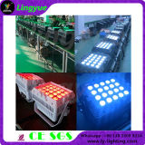 20X10W 휴대용 야외 무대 방수 LED 동위는 빛 할 수 있다