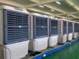두바이 휴대용 공기 냉각기, 증발 공기 냉각기, 증발 공기 냉각기 (JH801)를 서 있는 지면