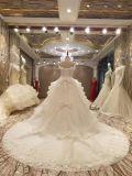 Новое замужество сборок мантии шарика прибытия в Stock платьях венчания