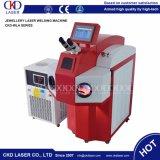 Strumentazione della macchina della saldatura a punti del laser dei monili con il prezzo di Compititive