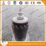 UL Kabel van de Macht van het Voltage van het aluminium de Middelgrote 8kv