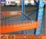 Сверхмощный гальванизированный Decking провода для шкафа паллета пакгауза