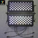 Iluminación impermeable de la etapa del color al aire libre LED de la ciudad 120X15W