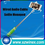 Cable&#160 ; Selfie&#160 ; Stick&#160 ; avec le support pliable