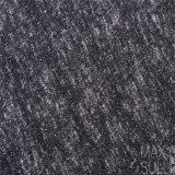 Tessuti di cotone e delle lane per l'autunno o l'inverno nel nero