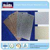 Verschiedene Farben-metallische Hammer-Beschaffenheits-Puder-Lack-Spray-Beschichtung