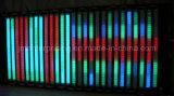 Tube linéaire du tube 10W de rambarde de RVB DMX DEL Digital