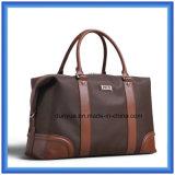 Sac de main de course de week-end de mode, sac extérieur occasionnel de bagage, sac de molleton matériel en nylon durable
