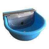 Plastikviehbestand Waterer Abflussrinne-Zufuhr-trinkende Filterglocke