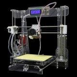 Stampante veloce di Fdm DIY 3D del prototipo di Anet A8