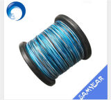 2017 neues Produkt Camo blaues 50lb 1000m PET umsponnene Zeile