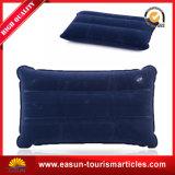顧客のロゴまたは飛行機が付いているEco PVC膨らまし式枕
