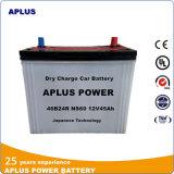 De goede Beginnende Batterijen van de Auto van Prestaties Droge 12V 45ah Ns60 46b24r
