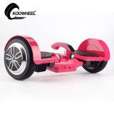 Koowheel ha brevettato il motorino elettrico elettrico di Hoverboard Patinete Electrico dell'equilibrio di auto di 7.5 pollici