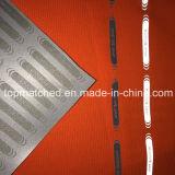 Vinilo imprimible reflexivo del traspaso térmico de la hebra para las telas ligeras