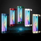 Samsung S6/S7 가장자리 스크린 가드를 위한 이동 전화 보호 피막 강화 유리 스크린 프로텍터
