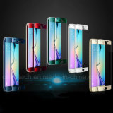 Samsung S6/S7の端スクリーンの監視のための携帯電話の保護フィルムの緩和されたガラススクリーンの保護装置