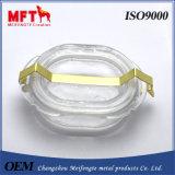Nahrungsmittelgrad-Glasglas das Schrapnell