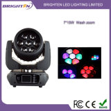 Mini 7*15W LED Moving Head Stage Lights (br-715P)