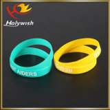 Fournisseur fait sur commande promotionnel de la Chine de bracelet de bracelet de silicones
