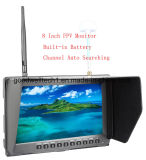 8 duim LCD Monitor Built in DVR