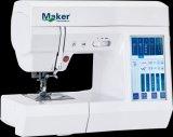 タッチ画面が付いているコンピュータ化された刺繍及びミシン