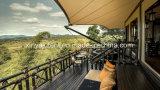 Outdoor Camp Safari Tienda de campaña resistente al fuego Tent Hotel