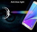 Protector azul anti superior de la pantalla del vidrio Tempered del rayo de la protección de ojo para la nota 5 de la galaxia de Samsung