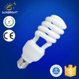 8000 horas 26W Tri-Color Spiral Energy Saving Light