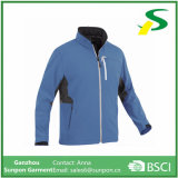 Tous Seamless Waterproof Zippers Man Softshell Jacket