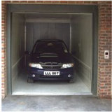 5000kg電気自動移動式屋内ガレージ車の上昇