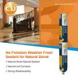 Keine Verunreinigungs-wetterfeste dichtungsmasse für natürlichen Stein