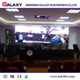 El colmo restaura el panel de pared video fijo de interior de la visualización de LED del RGB P2/P2.5/P3/P4/P5/P6
