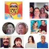Falar para fora o jogo do desafio de Mouthguard do jogo do adaptador bucal do jogo de mesa na promoção