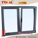 Скольжение Windows оптовой горизонтальной кухни алюминиевое