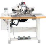 Máquina de coser del modelo automático resistente adicional con el gancho de leva grande de la lanzadera