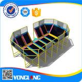娯楽トランポリンの屋内運動場装置(YL-BC009)