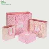Professioneller kundenspezifischer verschiedener Typ Papier-Einkaufstasche (KG-PB083)