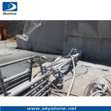 Máquina de perfuração para baixo para granito Pedreira